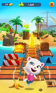 Talking Tom Gold Run v2.1.1.1402 Mod