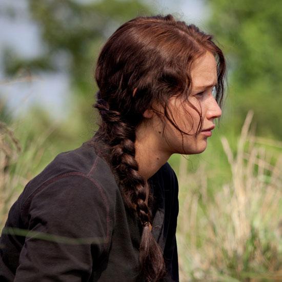 Calico skies: Katniss Braid DIY