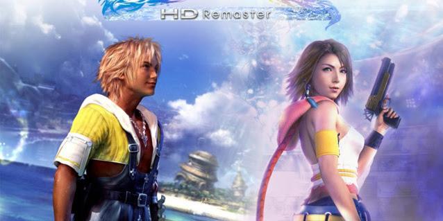 Free Download Final Fantasy X X-2 HD Remaster Full Repack