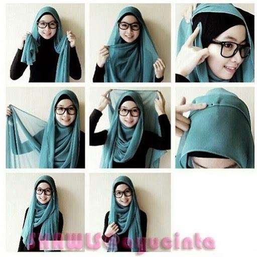Model Gaya Hijab Terbaru