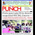 NIGERIA NEWSPAPERS: TODAY'S THE PUNCH NEWSPAPER HEADLINES [31JANUARY, 2018].