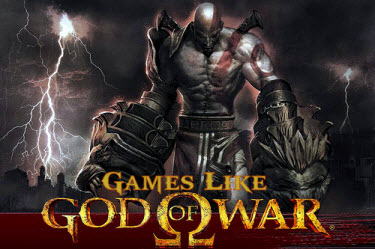 Games Like God of War,God of War game