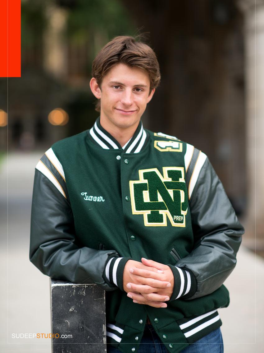Notre Dame Prep High School Ann Arbor Senior Pictures Photographer - Sudeep Studio.com