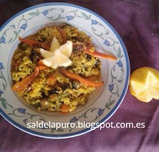 paella-verduras-vegana