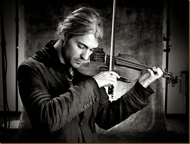 Câu chuyện về cây đàn violin của David Garret