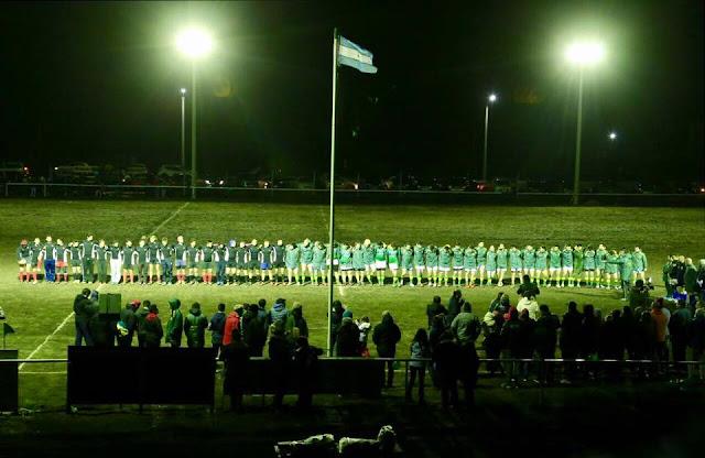 Río Grande RHC inauguró su iluminación con una gran fiesta