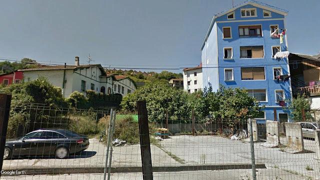 Zona de El Calero en donde se quieren construir 550 pisos privados