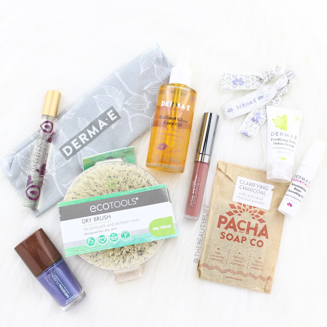 Wholefoods Favorites Box  |  The Beauty Puff