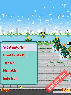 wapvip-pro-AvatarQ 250 v8.8.3-Auto Câu Cá, Săn NPC, Hỗ Trợ S.Kiện Noel 2015 Siêu Nhanh