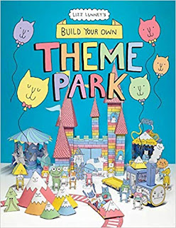 Build Your Own Theme Park: A Paper Cut-Out Book
