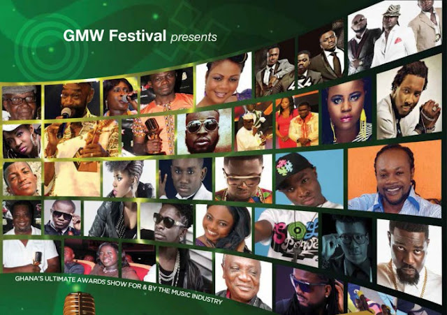Ghana Music Week Festival flops miserably with less than 20 people in attendance [Video]
