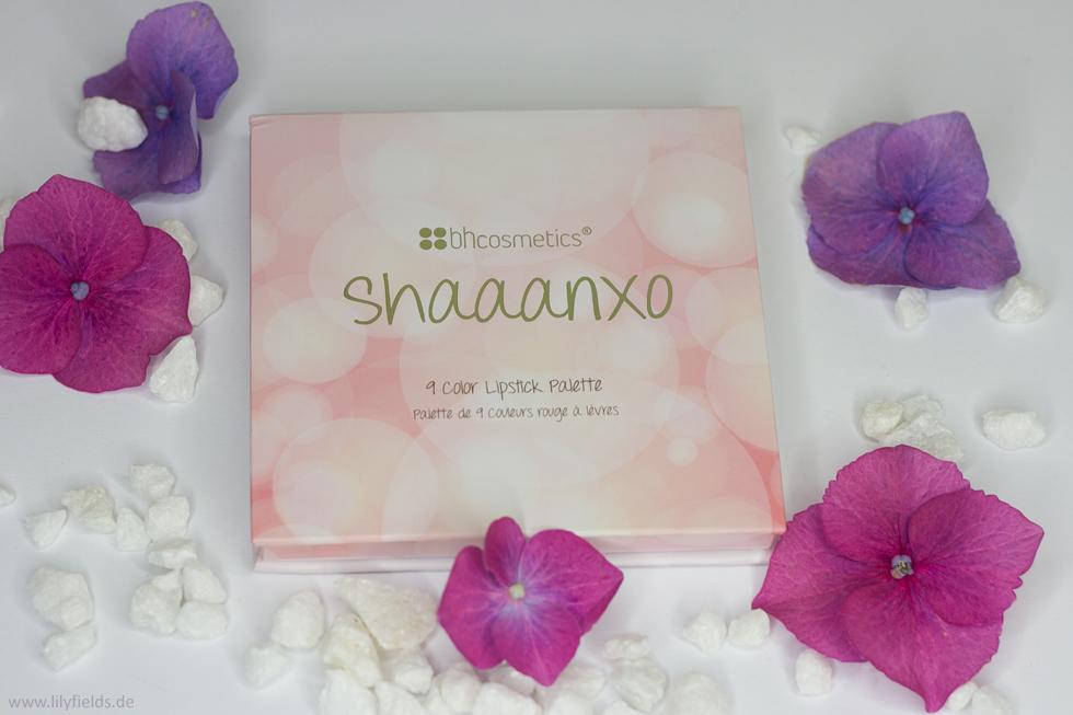 Shaaanxo Palette - BH Cosmetics