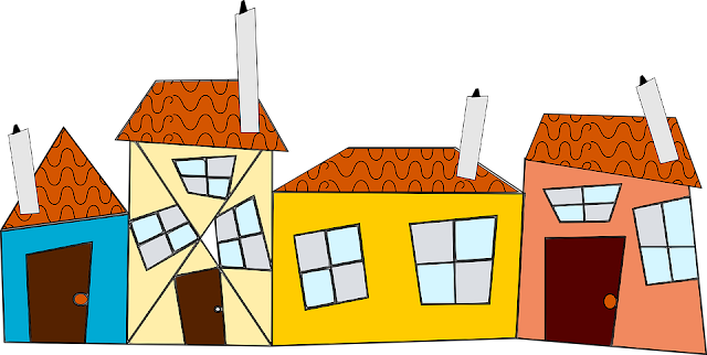 Hati-hati dalam permukiman