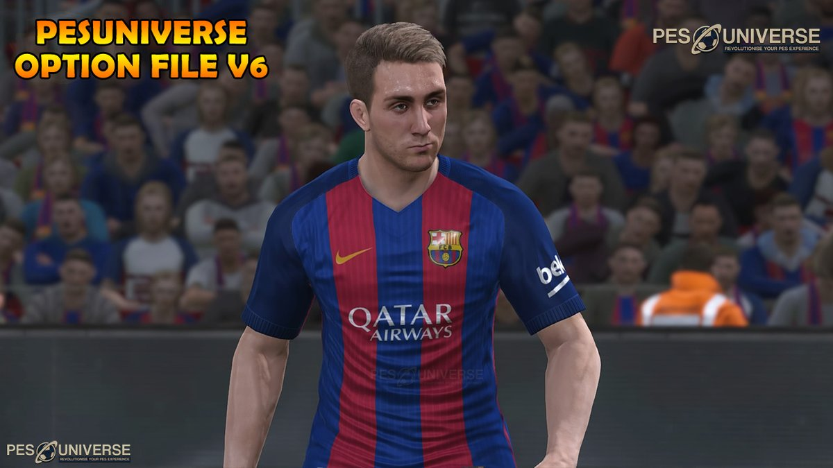 اوبشن فايل PES 2017 PES UNIVERSE OPTION FILE V6 2017/2018 DF5iErEXUAAlup0%2B%25281%2529