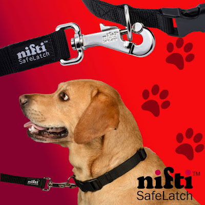 Nifti™ SafeLatch Leashes +Giveaway!