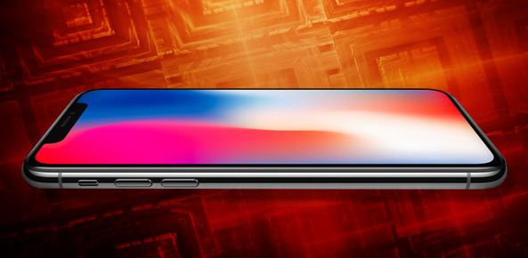 iPhone X2 May Rely on Apple