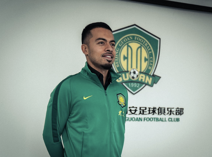Nico Yennaris from London to China