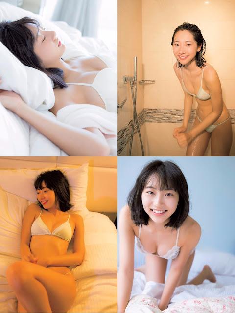 武田玲奈 Rena Takeda FRIDAY August 2017 Pictures