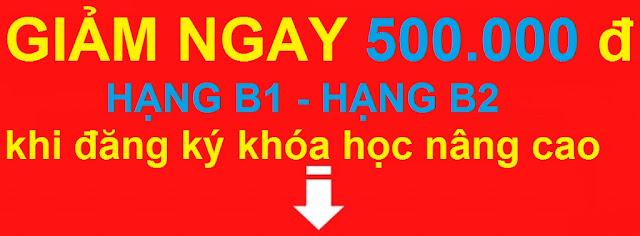 học phí học lái xe ô tô B2 tại Trung tâm đào tạo và sát hạch lái xe Học Viện Cảnh Sát Nhân Dân tại Hà Nội