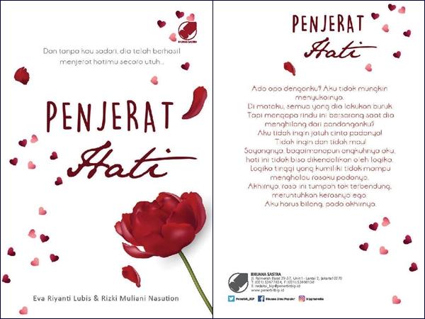 [Novel Romance] Penjerat Hati - Eva Riyanty Lubis & Rizki Muliani Nasution
