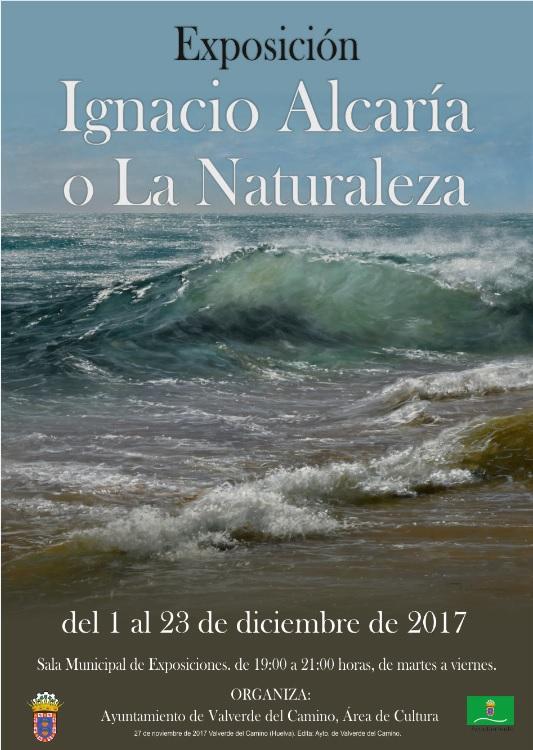Exposición Ignacio Alcaría