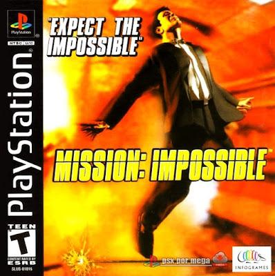 descargar mission impossible psx mega