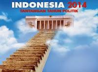 Indonesia 2014 - Tantang Tahun Politik  image: Sindo www.rmi-nu.or.id