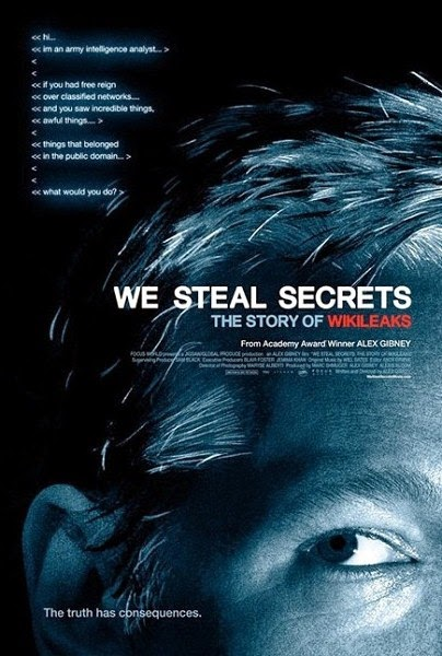 We Steal Secrets The Story Οf WikiLeaks (2013) ταινιες online seires oipeirates greek subs