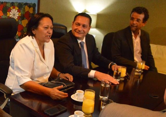 Governadora vai reunir deputados na próxima semana para debater situação crítica do RN.