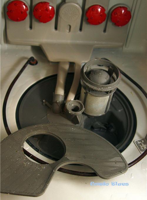 Condo Blues: How to Repair a Dishwasher that Won't Drain