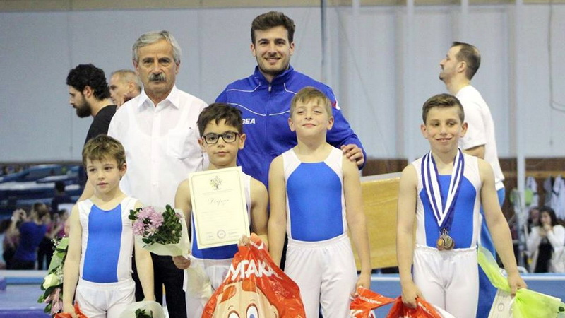 Μετάλλια και διακρίσεις για τα παιδιά του Ομίλου Ενόργανης Γυμναστικής Αλεξανδρούπολης