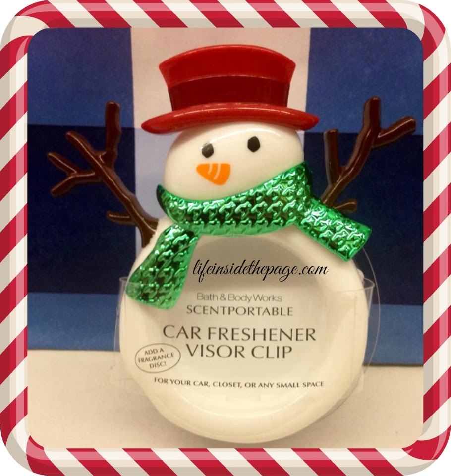 Life...Inside The Page: Bath And Body Works Holiday