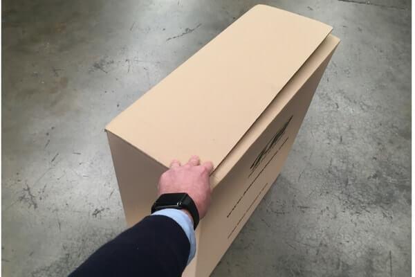 cajas para televisores