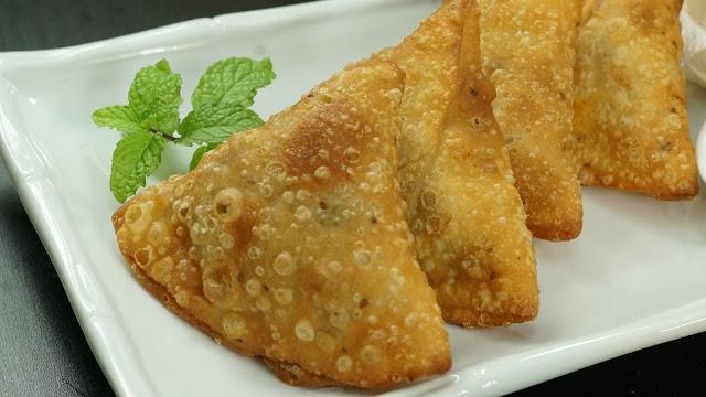 Keema-Samosa-Recipe