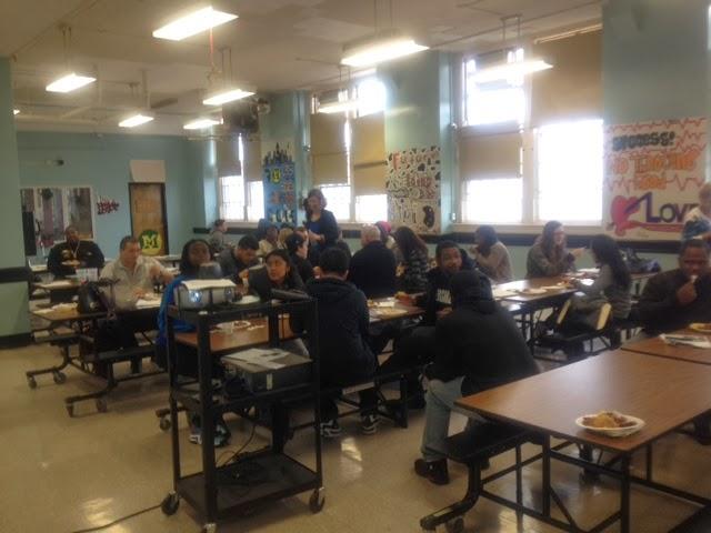 The Soaring Seagulls of Ralph McKee High School: PTA Meeting