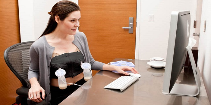 3775ae943a90e Breast pump bras allow you to enjoy hands-free breast pumping.