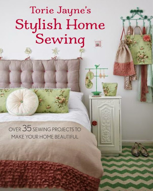 sew pretty: torie jayne's stylish home sewing