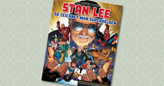 Stan Lee: So zeichnet man Superhelden Panini Cover