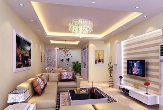 Trang trí nhà đẹp bằng màu sắc