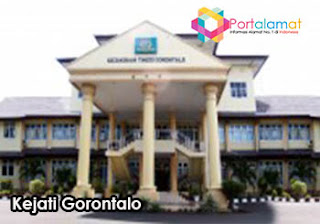 Alamat Kejaksaan Tinggi Gorontalo