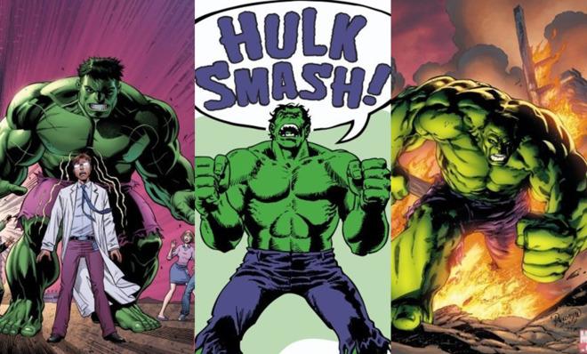 Lady loose smash hulk dildo - 3 10