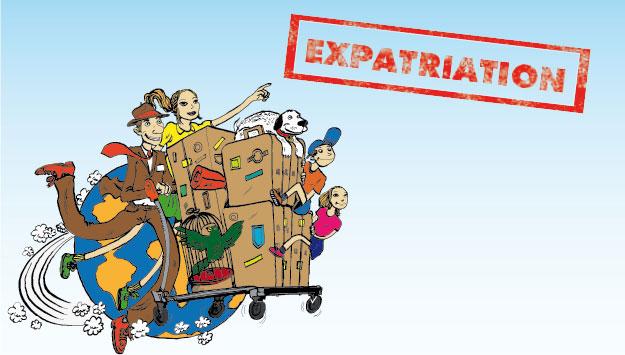 """Résultat de recherche d'images pour """"expatriation"""""""