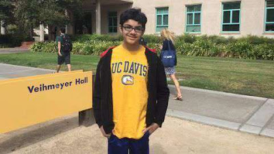 At 15, Indian-American genius becomes an engineer