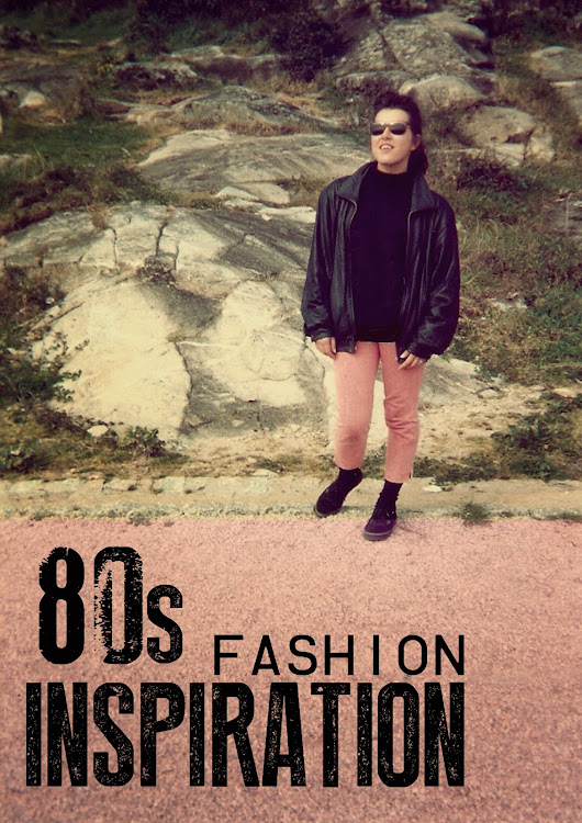 '80s Fashion Inspiration