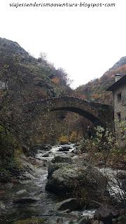 Puente medieval de Tavascán