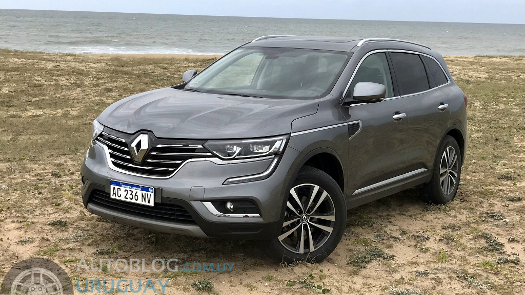 contacto express renault koleos intens 2 5 4wd cvt autoblog uruguay. Black Bedroom Furniture Sets. Home Design Ideas