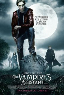 The Vampires Assistant (2009) Hindi Dubbed
