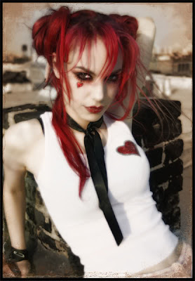 Image result for emilie autumn no make up