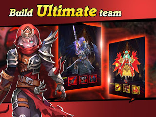 Final Clash 3D FANTASY MMO RPG Mod Apk v1.4 (High damage + God mode)