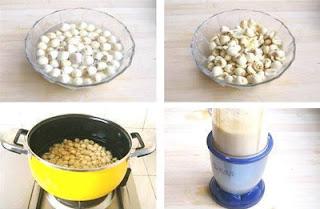 Mách bạn cách làm bánh trung thu từ khoai lang tím